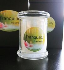 Metro Small Jar Soy Candle Gift Boxed 15hrs - Unscented