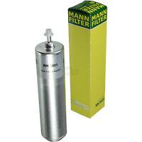 Original MANN-FILTER Kraftstofffilter WK 5001 Fuel Filter