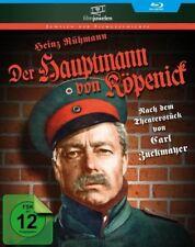 Der Hauptmann von Köpenick (Heinz Rühmann, Carl Zuckmayer) Blu-ray NEU + OVP!