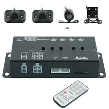 4 Camera Front/Rear/Right/Left Car Parking View Recorder Monitoring Control Box