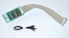 Prüf Adapter  16 pol. Flachkabel , Pfostenverbinder , Wannenstecker 230462-A
