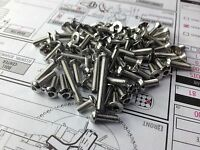 Stainless steel screws Set For AE B6.1D