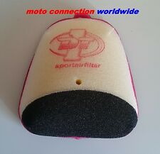 DT1 NEW YAMAHA YZF250 2014-2016 YZF450 2014-2016 WRF250 TRIPLE FOAM AIR FILTER