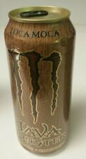 LAST FEW》1 Can Java Monster Loca Moca Coffee + Energy Drink, 15 oz