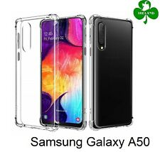 For Samsung Galaxy A50 Case Cover Crystal Clear Protective ShockProof Case