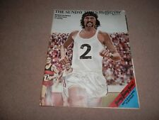 Sunday Times Magazine Olympics 1972 preview Dave Bedford
