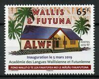 Wallis & Futuna 2019 MNH ALWF Language Academy 1v Set Languagues Stamps