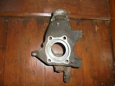 renault clio 197 front hub assembly drivers side knuckle