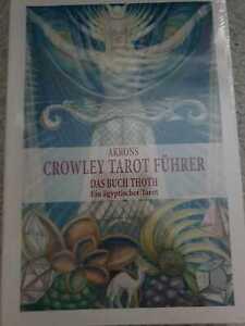Akrons Crowley Tarot Führer 2 von Akron (2011, Taschenbuch)