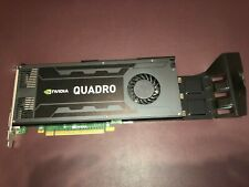 Nvidia Quadro K4000 3GB GDDR5 PCIe 2.0 DVI-I Graphics 2xDisplayPort