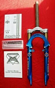 """Marzocchi Z4 Bomber Forks V Brake 26"""" QR Quick Release Coil Straight Steerer NEW"""