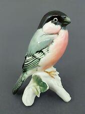 ENS Volkstedt uccelli personaggio dompfaff, Modello N. 7602, altezza 13,5 cm