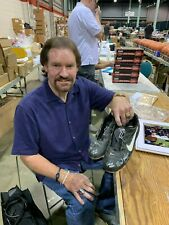 Wade Boggs Signed Autographed NIKE Zoom Air GAME-USED CLEATS *Inscribed* - JSA