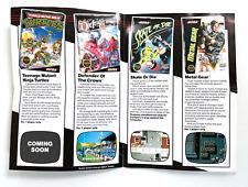 Ultra ULT-NES-US Mini Poster Foldout NES Advert INSERT ONLY Authentic ORIGINAL