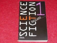 [BIBL. H.& P.-J.OSWALD] Revue SCIENCE FICTION # 1 BALLARD Denoel CIESLEWICZ 1984