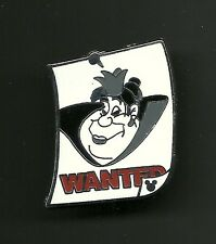 Queen of Hearts Wanted Poster Villain Splendid Disney Pin