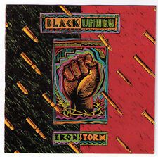 Black Uhuru Iron Storm CD reggae 1991 Ice-T Tip of the Iceberg Colorblind Affair