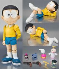 Japan Animation Action Figure PVC Model Toy Doraemon Nobi Nobita Child Gift 5in.