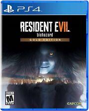 Resident Evil 7 Biohazard Gold (Sony PlayStation 4, 2017)