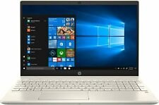 "New HP Pavilion 15-CS3055 15.6"" FHD i5-1035G1 8GB + 32GB Optane 512GB SSD Webcam"