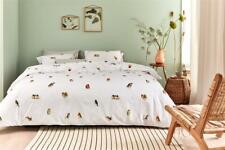 Kriek Bastin renforcé ropa de cama 2 pzas. 135x200 80x80 Sparrow multi 181603