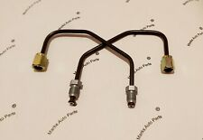 Ford Escort MK2 RS2000 Genuine front  pair  brake pipes
