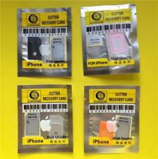 4x Micro SIM Card Adapter/Holder/Converter - Apple iPad 1/2/3/4 iPhone 4/4S SIM