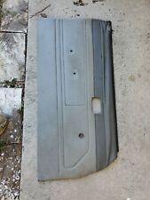 84-88 Toyota Pickup 4runner OEM Left grey Interior gray Driver Door Panel