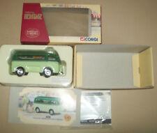 CORGI French Heritage EX70621 Peugeot mini bus boxed limited