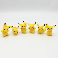 Pokemon Go Pikachu Pokémon Action Figure Doll Toy Gifts Cute Interesting