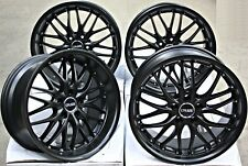 "ALLOY WHEELS 18"" CRUIZE 190 MB FIT FIT NISSAN SKYLINE 200SX S14 S15 300ZX 350Z 3"