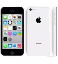 Apple iPhone 5c - 8GB-  white -UNLOCKED +12 months warranty+New Condition