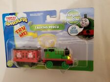 Thomas The Tank Engine & Friends ADVENTURES TALKING PERCY NEW BOXED