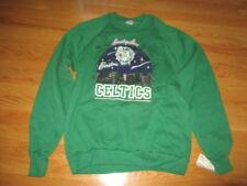 """Vintage BOSTON CELTICS """"Shooting Stars"""" PARISH McHALE (Yth XL) Sweatshirt w/ Tag"""