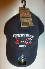 FENWAY PARK B vs C 2014 baseball cap FORTY SEVEN BRAND ONE SIZE New With Tag