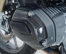 R&G BLACK LEFTHAND ENGINE CASE SLIDER for BMW R1200RS, 2015 to 2017