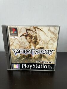 Vagrant Story (Sony PlayStation 1, 2000) PS1