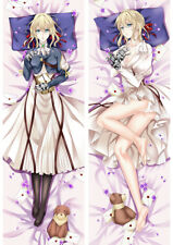 violet evergarden Dakimakura Pillow Case Cover Hugging Body 86101