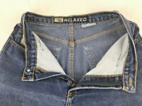 Cruel Girl Womens Relaxed Western Rodeo Riding Cowgirl Jeans Sz 11 (30x26)