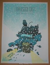 Kevin Tong Appleseed Cast Los Angeles Poster Print Signed Numbered 2010