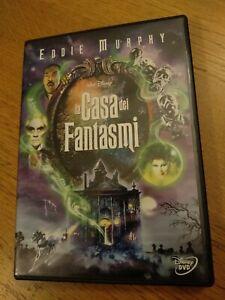 DVD LA CASA DEI FANTASMI Eddie Murphy