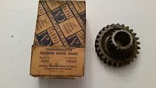 1937 - 1939 CHEVY 3 SPEED TRANSMISSION 2ND SPEED GEAR GM 590929 NOS