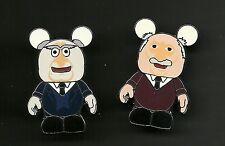 Statler and Waldorf The Muppet Show Jim Henson Splendid Disney Pins Vinylmations