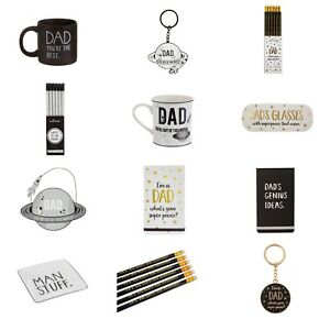 Sass & Belle Father's Day Birthday Xmas Gift Dad Keyring Notepad Mug Plaque