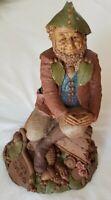 Rare - HYKE II - Edition # 9 - Tom Clark Gnome - large beautiful piece