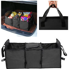 Car Trunk Cargo Organizer Foldable Cooler Storage Box Multi-purpose Collapse Bin