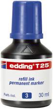 Edding T25 Nachfülltusche für Permanentmarker mehrere Farben wählbar 30ml
