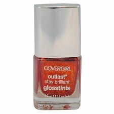 Covergirl Outlast Glosstinis Capitol Collection Nail Gloss 610 Rogue Red
