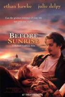 66383 Before Sunrise Movie Ethan Hawke, Julie Delpy Wall Print POSTER Plakat