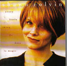 Shawn Colvin- Every Little thing he does Is magic cd  single